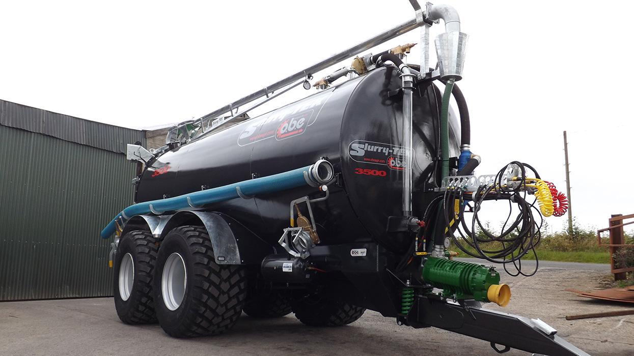 Tandem Tanker