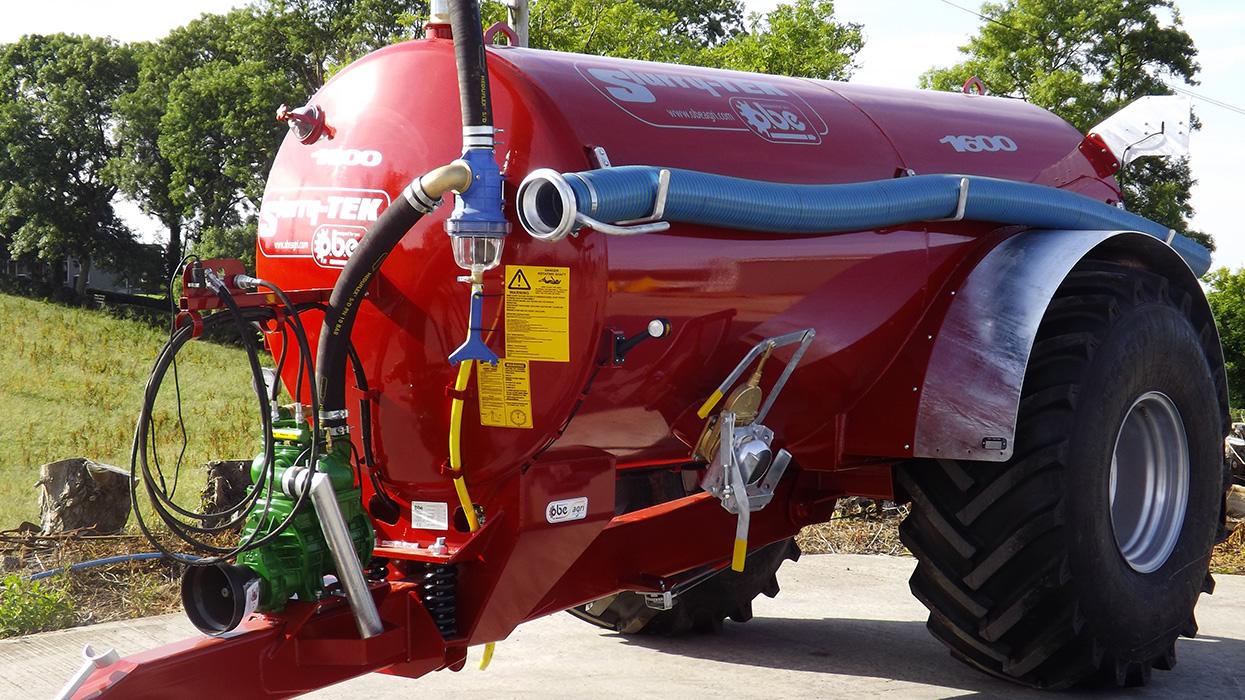 Recessed Tanker