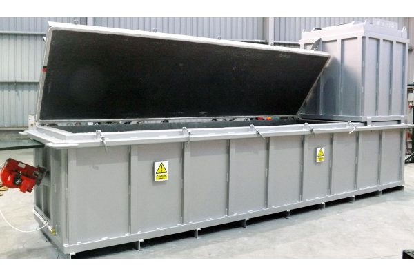 MASTERBURN MB4000 incinerator