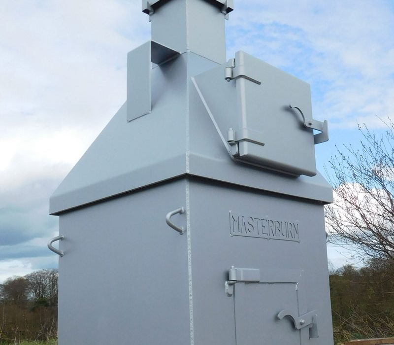 Masterburn Freeburner incinerator