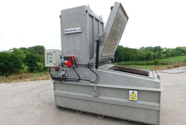 MB1000AQ incinerator