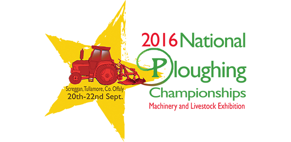 2016 National Ploughing Championships logo