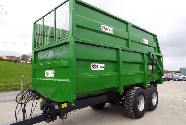 Green mono trailer