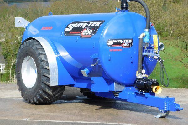 2200 LCG Slurry-TEK tanker