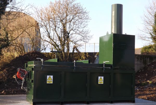 MB750 animal incinerator