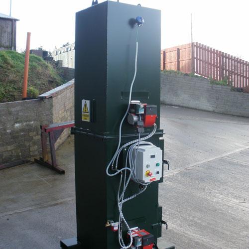 MASTERBURN MB150 incinerator