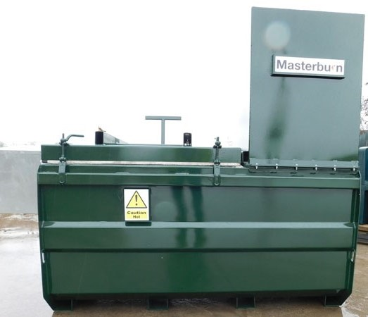 MB450C incinerator