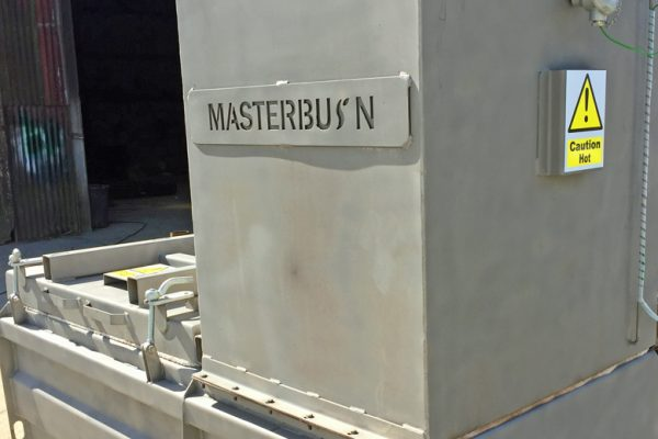 MASTERBURN MB350 pet cremation incinerator